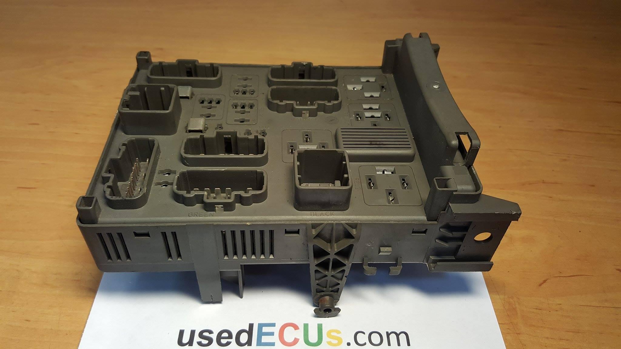 Renault Laguna Mk2 Fuse Box Ecu Cover Article 518832118 8200447435